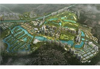 Khu đô thị 7100ha tại Hưng Yên